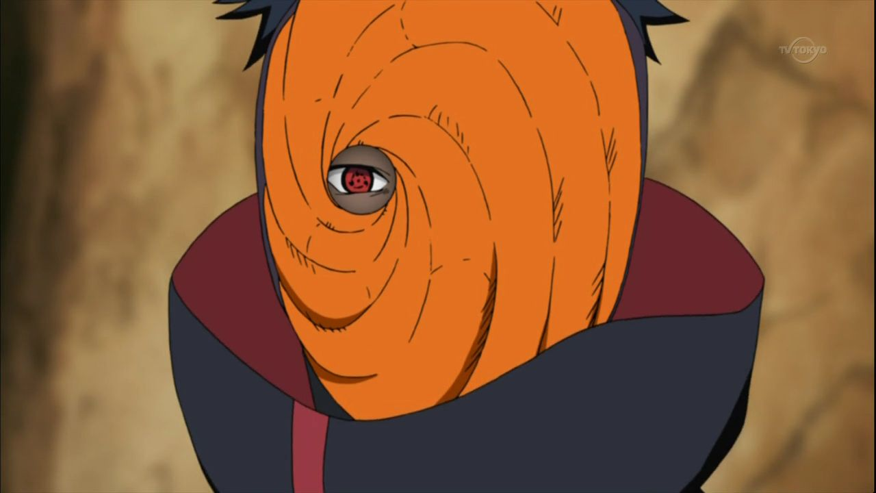tobi - Uchiha Obito Photo (32599615) - Fanpop