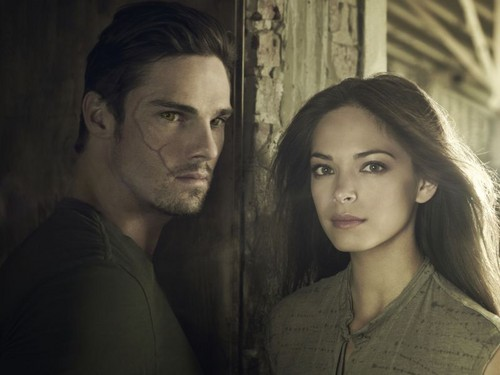 vincent and catherine promo poster