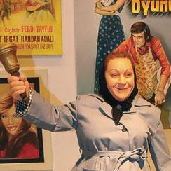 Турецкое кино museum -beyoğlu