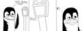 (Asdf/Pom Oc pic 2) Hello parking meter. :D