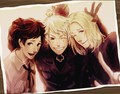 ~Bad Touch Trio~ - heartfulstitch photo