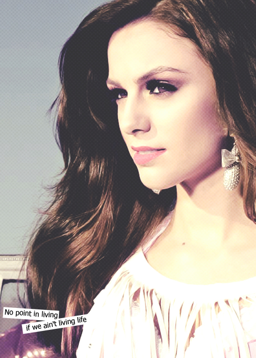 cher lloyd with ur love photoshoot