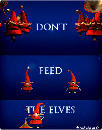 ★ Don't Feed the Elves ☆