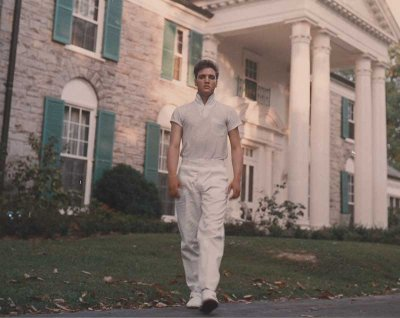 Elvis in Graceland ♥ - ingrids-graceland Photo