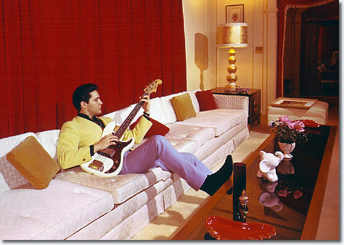 ♥ Elvis in Graceland ♥