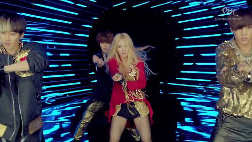 ♥HyoYeon-MAXSTEP MV♥