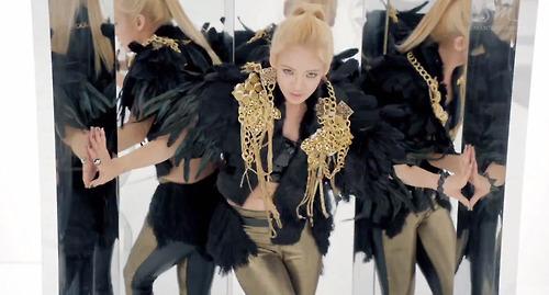 ♥Hyoyeon- MAXSTEP MV!♥