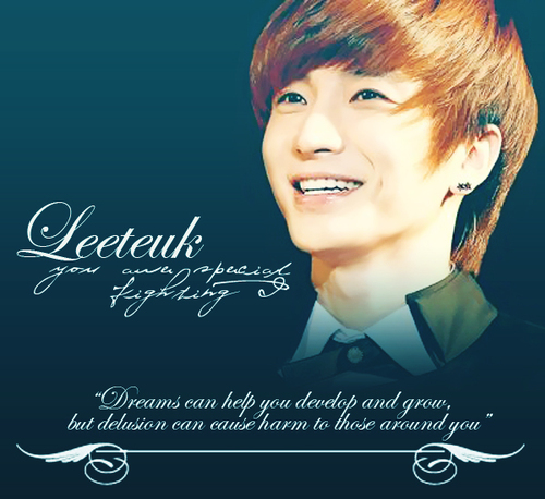 ♥♥♥Leeteuk Oppa!♥♥♥E.L.F will wait for You~♥ Be safe~