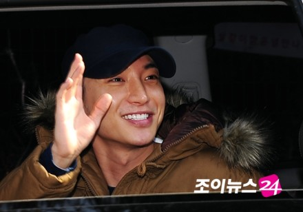 Leeteuk's Enlistment! :'(