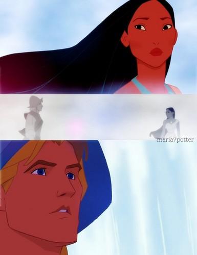 ♡ - Pocahontas & John - ♡