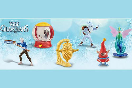 ★ ROTG McDonalds toys ☆