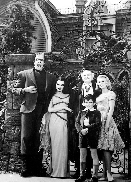 The munsters the munsters photo 32602952 fanpop for Classic house voices