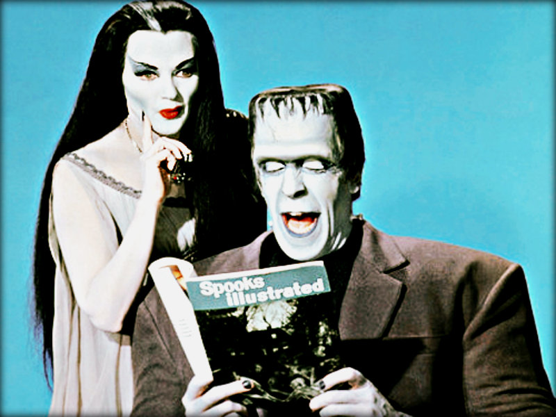 The Munsters ˜� The Munsters Wallpaper 32612934 Fanpop