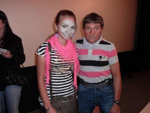 face swap girl and Josef Vana