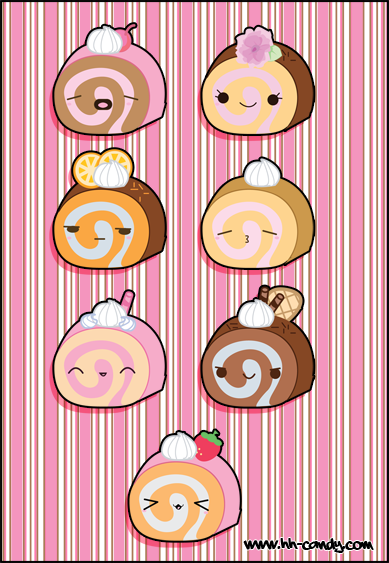 Kawaii food 3 images wallpaper and background photos - Kawaii food wallpaper ...