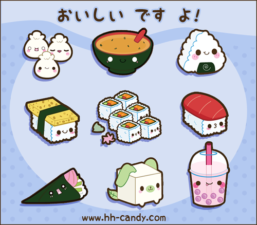Kawaii Food :3 Images §♥§ Wallpaper And Background Photos
