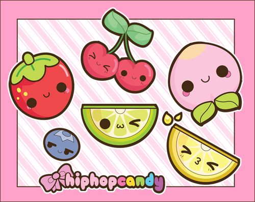 Kawaii comida :3 wallpaper possibly with animê entitled §♥§