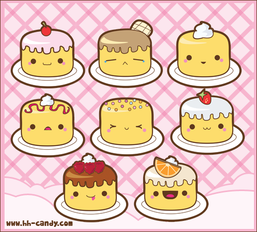 Kawaii food 3 images wallpaper and background photos 32643054 - Stylish cooking ...