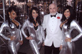 007 with the Bond Girls Vegas
