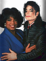 1993 Promo Ad For 1993 Interview With Oprah Winfrey - michael-jackson photo