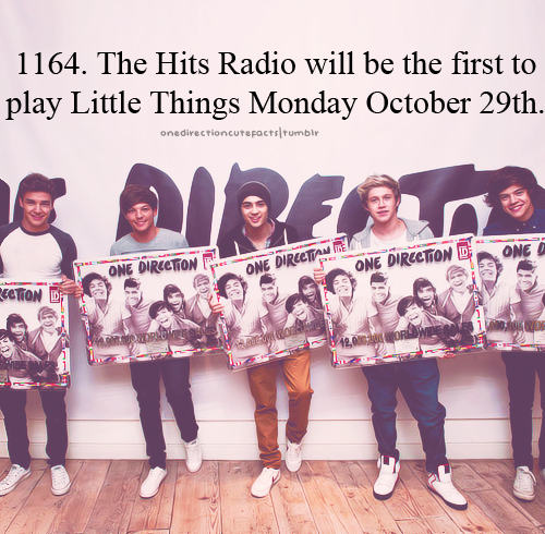 1D Facts♥