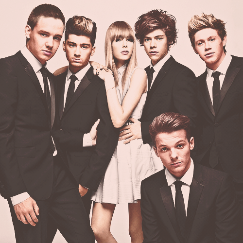 একমুখী দেওয়ালপত্র containing a business suit, a suit, and a two piece called 1D♥