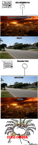 2012 End of The World?