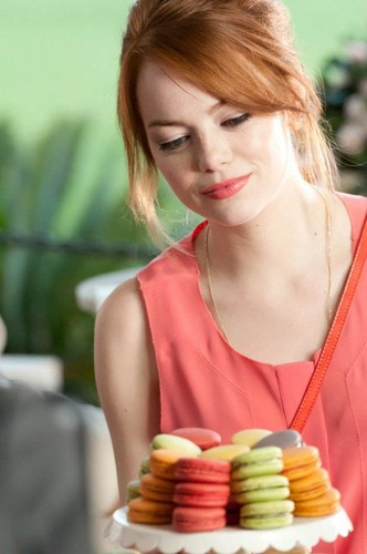 emma stone fondo de pantalla titled 2012 Revlon Spring/Summer Collection - Shoots
