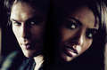 4x04 - damon-and-bonnie fan art