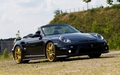 9ff GTronic 1200 PORSCHE 911 997 TURBO CABRIOLET - porsche wallpaper
