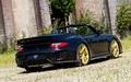 9ff GTronic 1200 PORSCHE 911 997 TURBO CABRIOLET