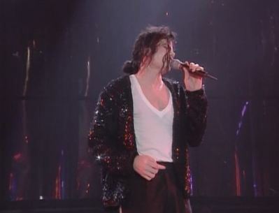 "A Live Peformance Of ""Billie Jean"""