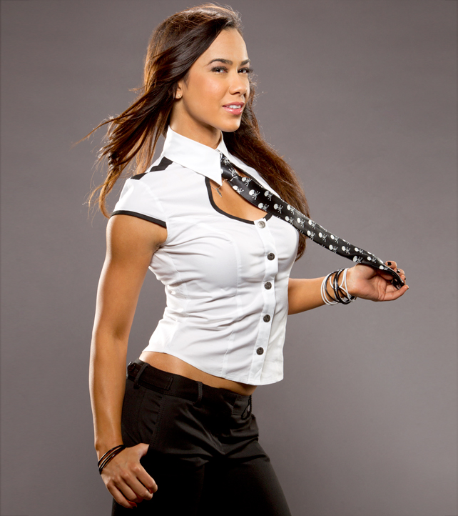 Sexy aj lee hot question