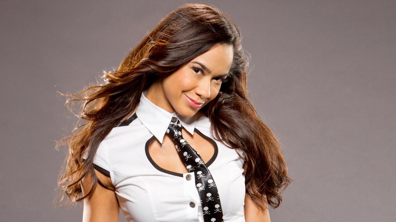 WWE Diva AJ Lee