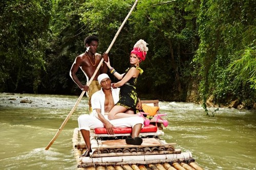 ANTM college edition_episode 9_'the girls go to Jamaica'