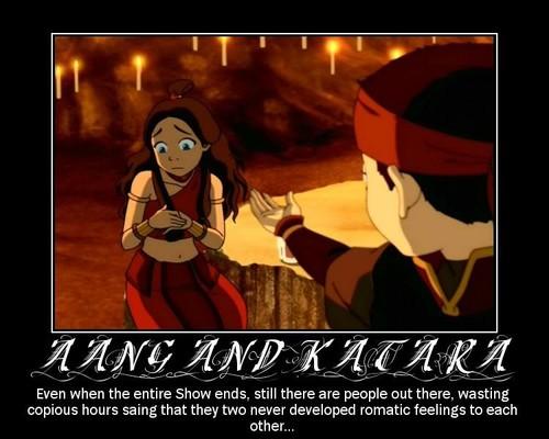 Aang & Katara