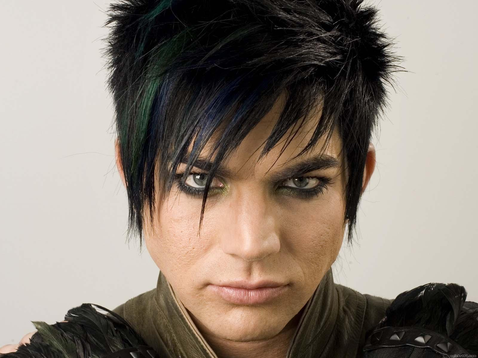 AdamLambert  Adam Lambert Wallpaper (32669650)  Fanpop - Gay Hairstyle