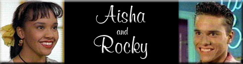 Aisha and Rocky