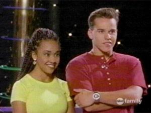Aisha and Rocky