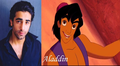 Al Mukadam as Aladdin - aladdin photo