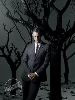 Alexander Skarsgard - Emmy Magazine
