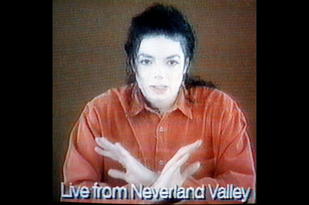 All I see is you Michael baby