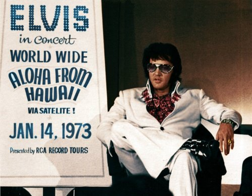 Elvis Presley Images Aloha From Hawaii Wallpaper And Background Photos