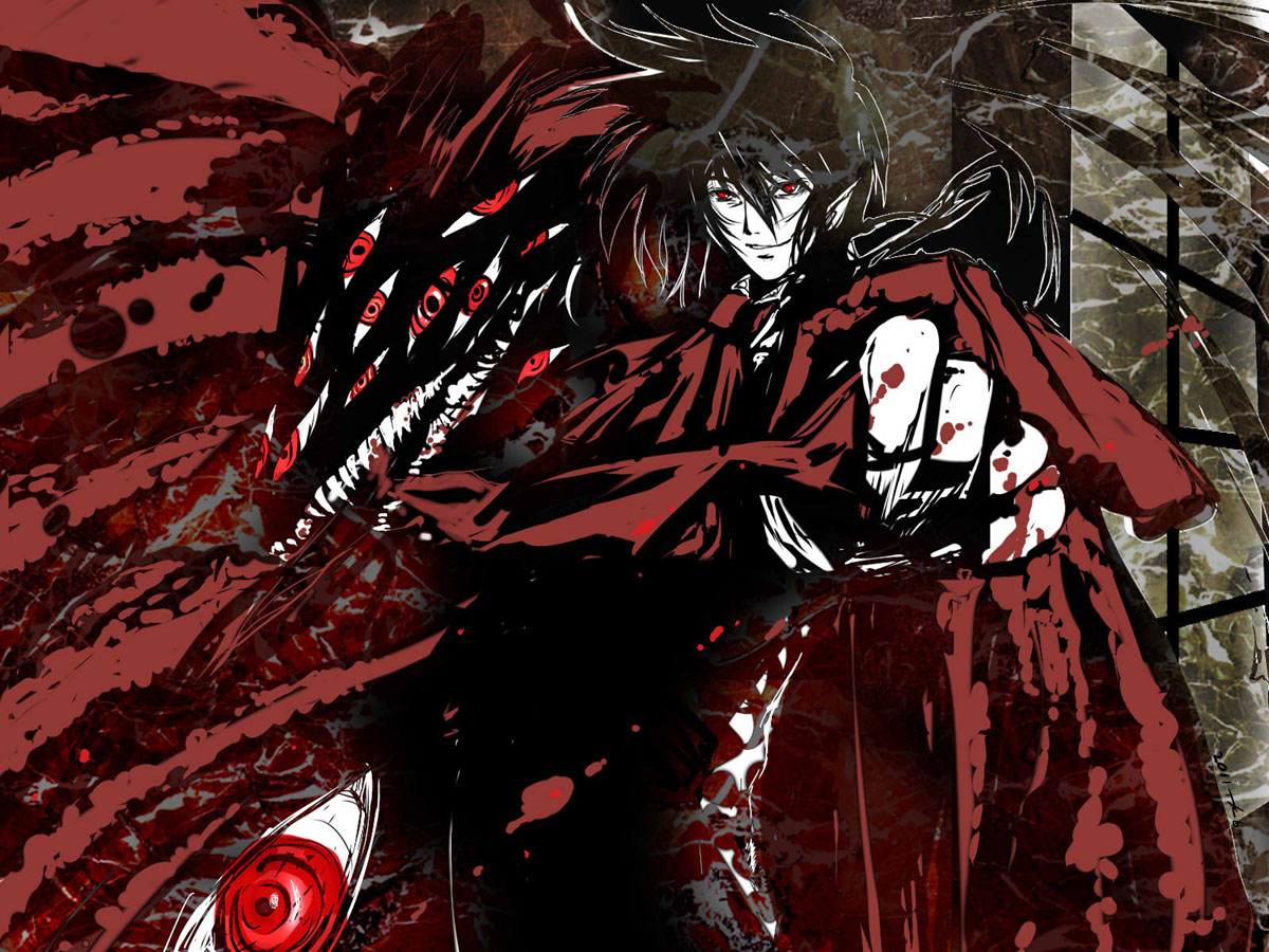 Alucard Images Wallpaper HD And Background Photos