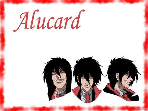 Alucard پیپر وال