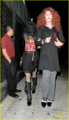 Amber - At 2012 Just Jared Halloween Party - October 27, 2012