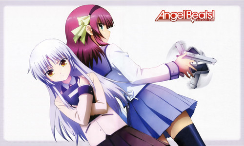 Angel Beats! achtergrond entitled Angel Beats!