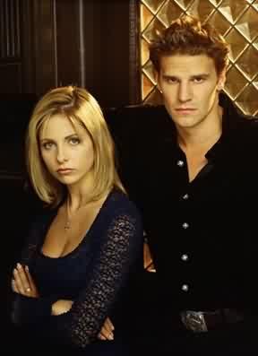 天使 and Buffy