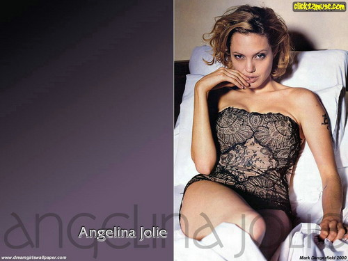 Angelina Jolie wallpaper probably with a leotard, a maillot, and a bustier called Angelina Jolie