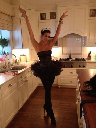 Angie Harmon Halloween Costume 2012